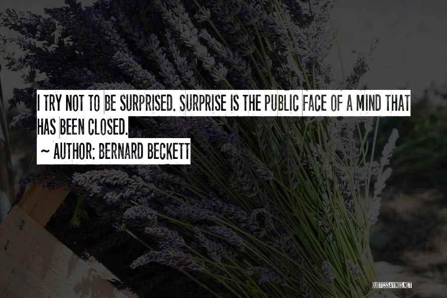 Bernard Beckett Quotes 1307493