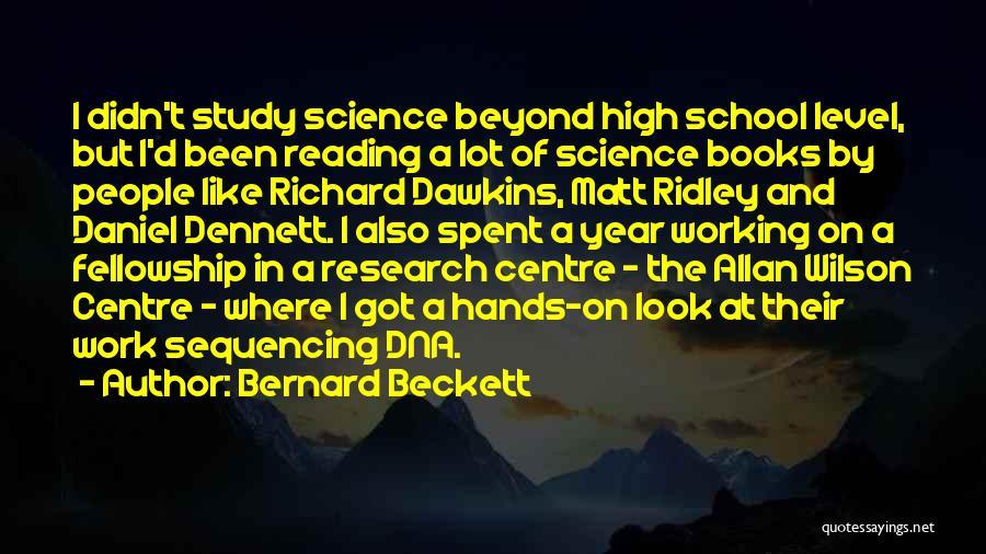 Bernard Beckett Quotes 1486474