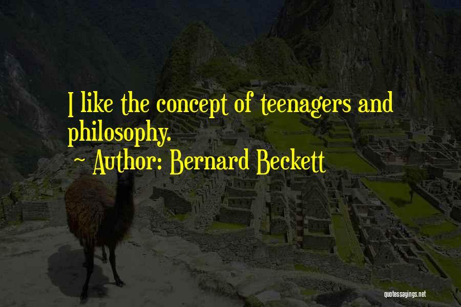 Bernard Beckett Quotes 1560102