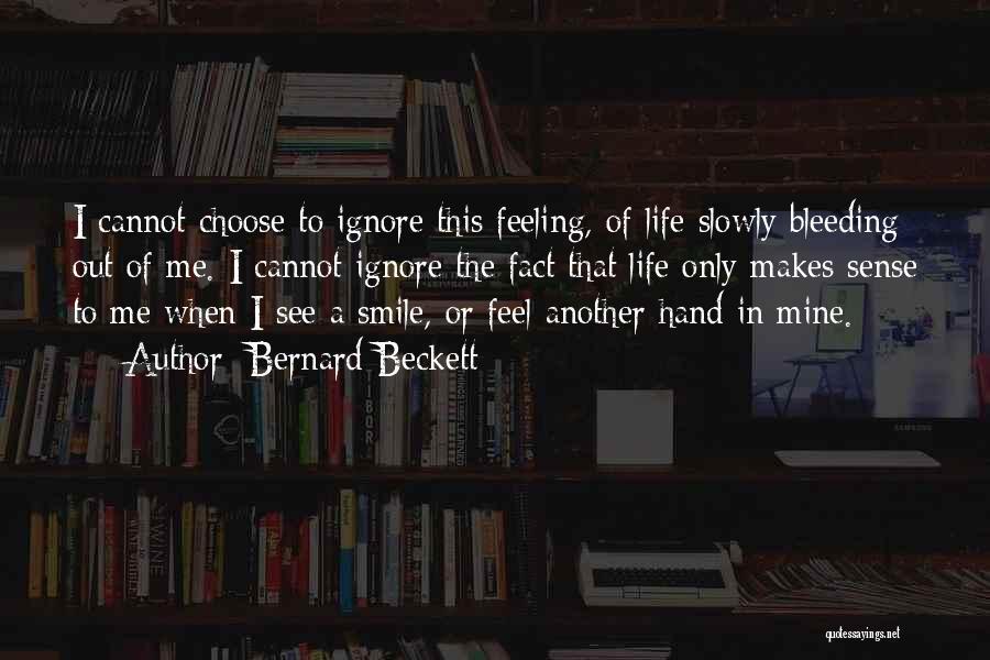 Bernard Beckett Quotes 1931743