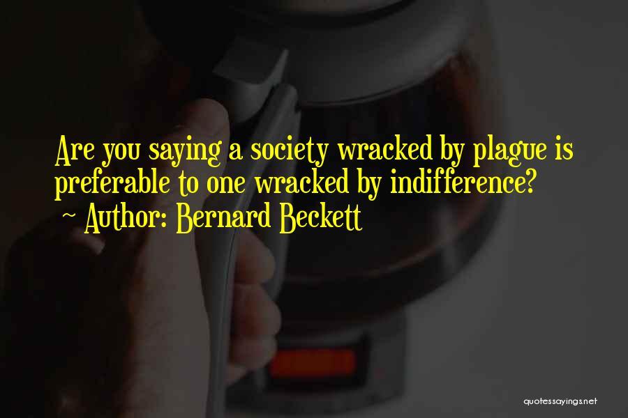 Bernard Beckett Quotes 204096