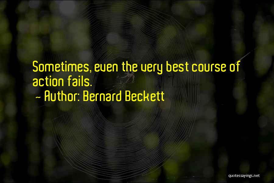 Bernard Beckett Quotes 543582