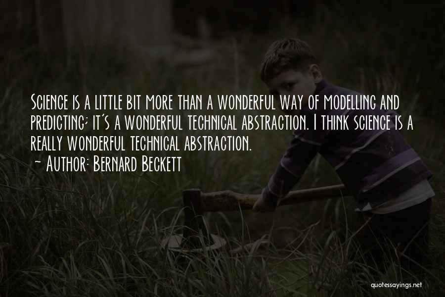 Bernard Beckett Quotes 614001