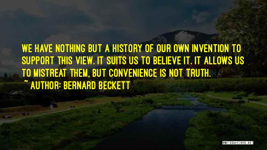 Bernard Beckett Quotes 726862