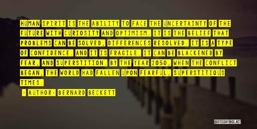 Bernard Beckett Quotes 755134
