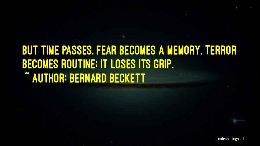 Bernard Beckett Quotes 928420