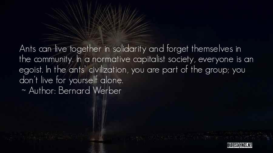 Bernard Werber Quotes 1931830