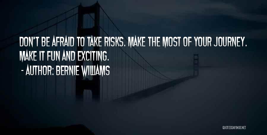 Bernie Williams Quotes 1595445