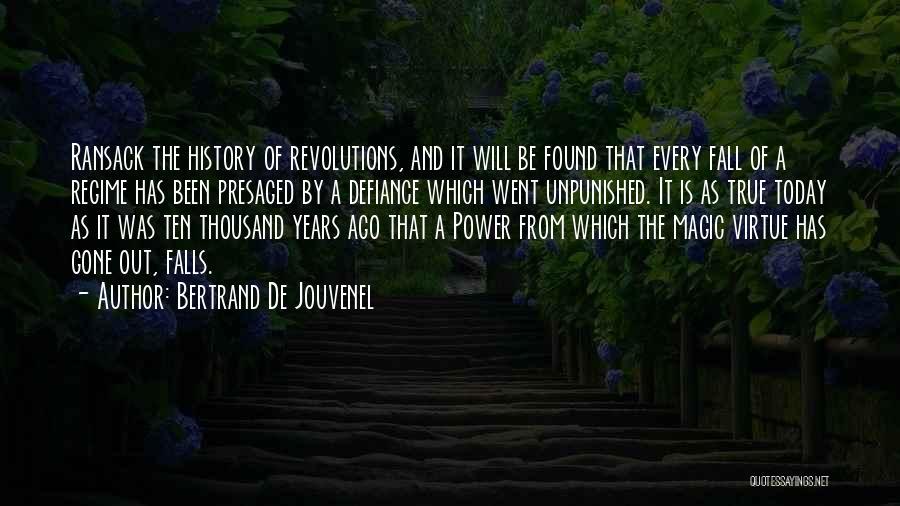 Bertrand De Jouvenel Quotes 1933515