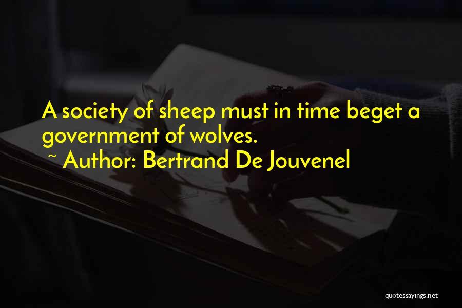 Bertrand De Jouvenel Quotes 2248680