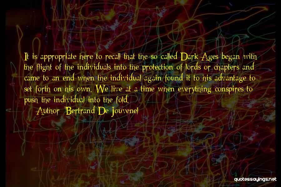 Bertrand De Jouvenel Quotes 2259540