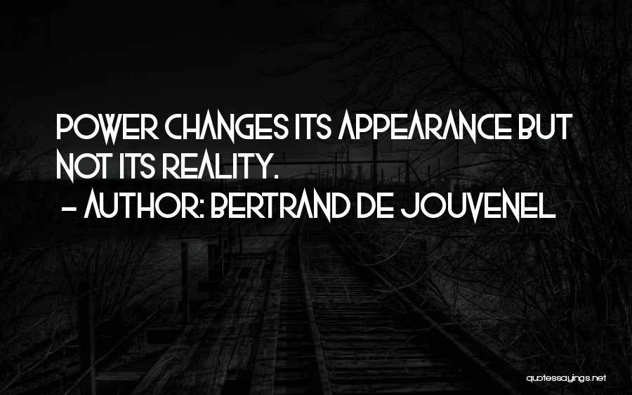 Bertrand De Jouvenel Quotes 351223
