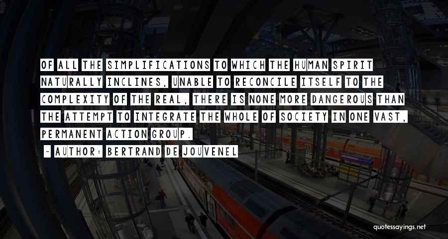 Bertrand De Jouvenel Quotes 935353
