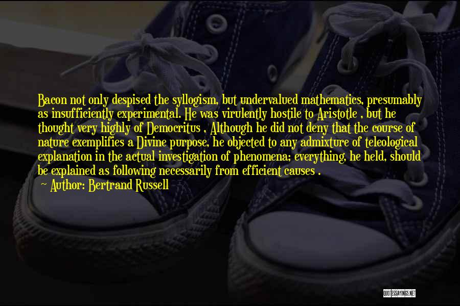 Bertrand Russell Quotes 1340161