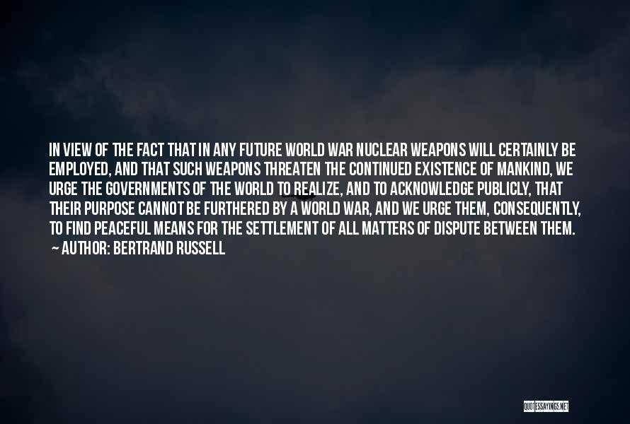 Bertrand Russell Quotes 1455132