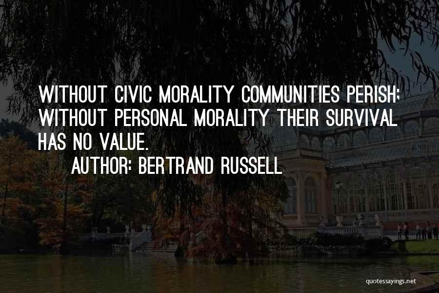 Bertrand Russell Quotes 1963602