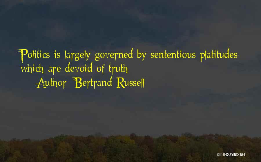 Bertrand Russell Quotes 2227771