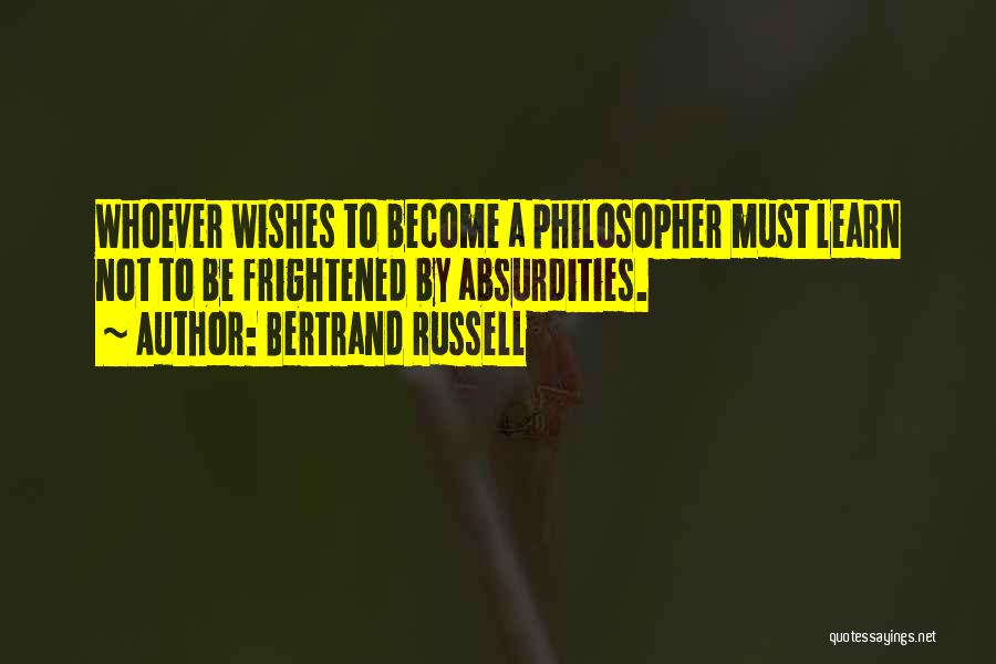 Bertrand Russell Quotes 772321