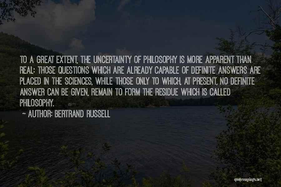 Bertrand Russell Quotes 965148