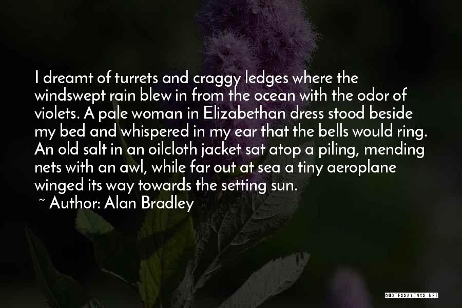 Beside The Sea Quotes By Alan Bradley