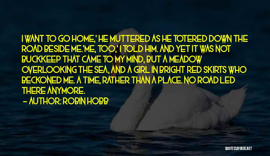 Beside The Sea Quotes By Robin Hobb