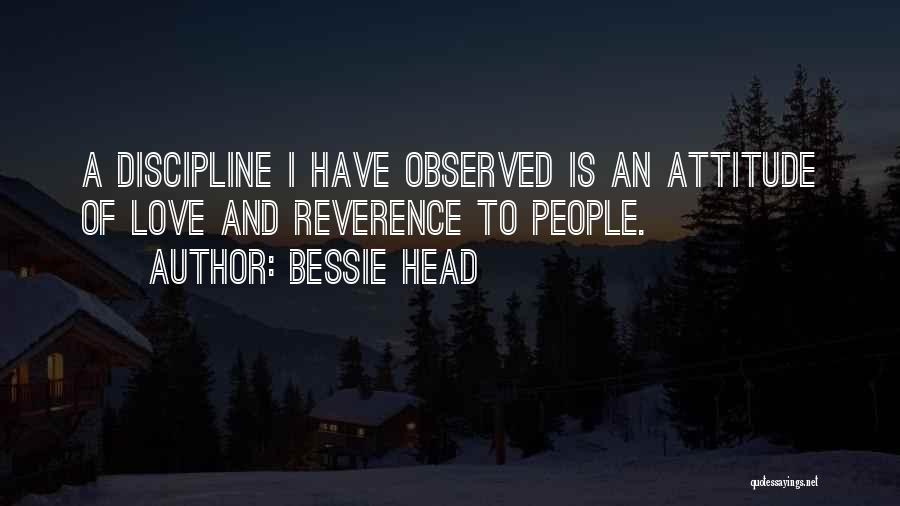 Bessie Head Quotes 1190067