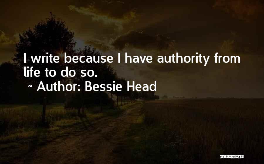 Bessie Head Quotes 2187079
