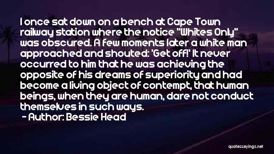 Bessie Head Quotes 626969