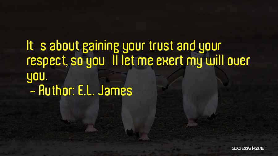 Best 50 Shades Quotes By E.L. James