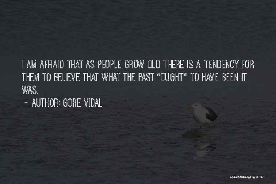 Best Aaron Burr Quotes By Gore Vidal