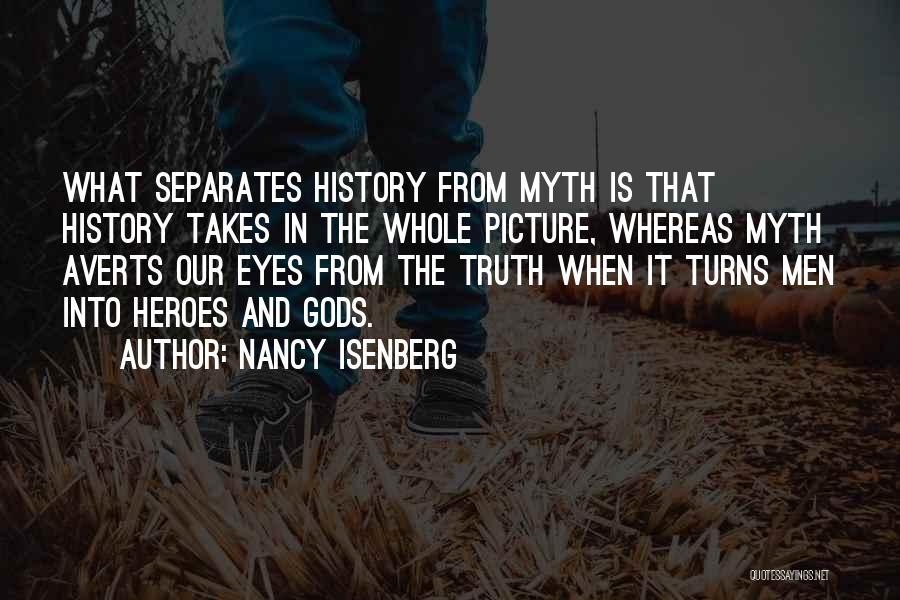 Best Aaron Burr Quotes By Nancy Isenberg