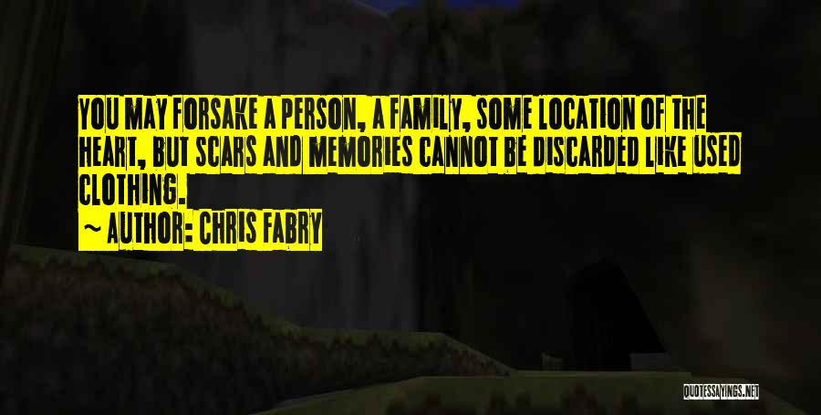 Best Advice For Life Quotes By Chris Fabry