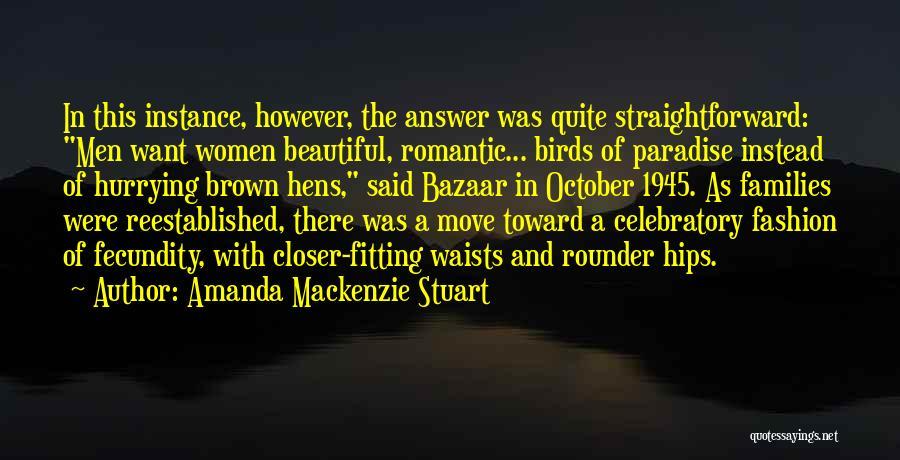 Best All Rounder Quotes By Amanda Mackenzie Stuart