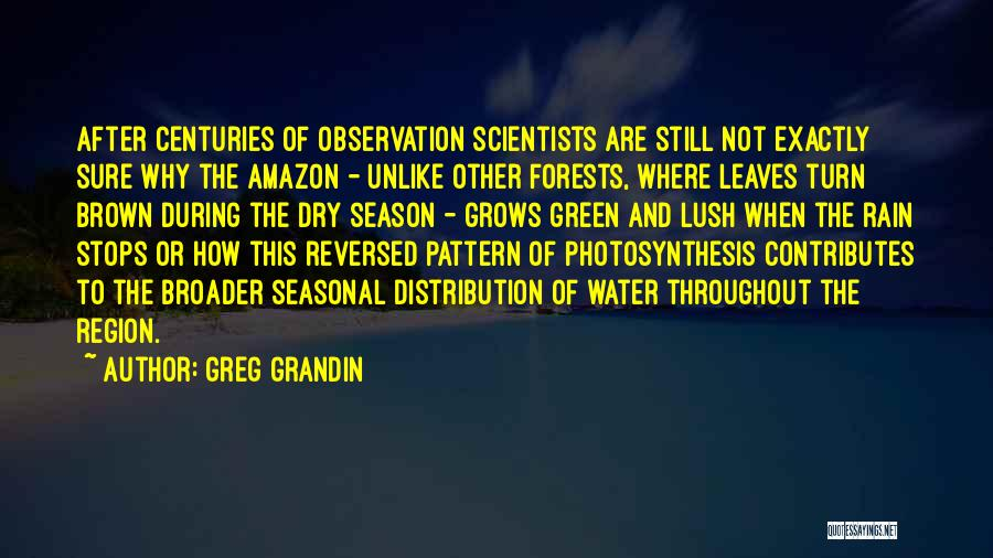 Best Amazon Quotes By Greg Grandin