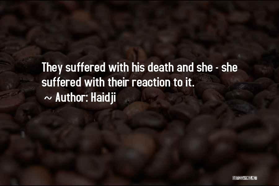 Best Amazon Quotes By Haidji