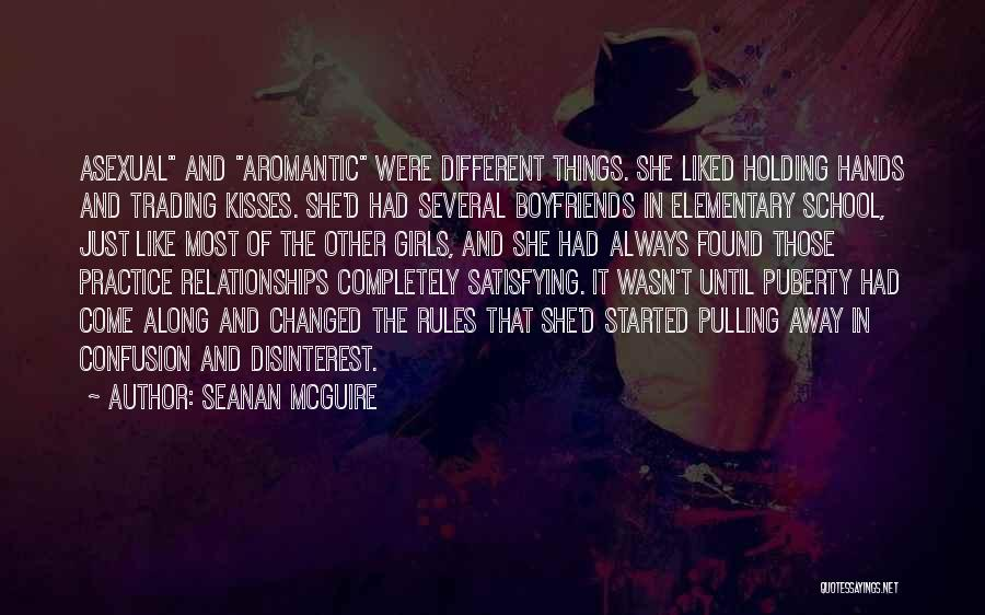 Best Asexual Quotes By Seanan McGuire