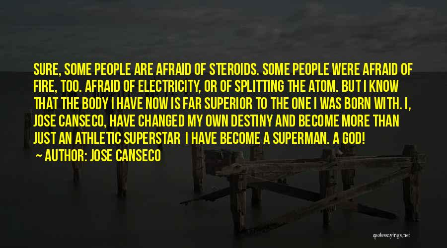 Best Athletic Quotes By Jose Canseco