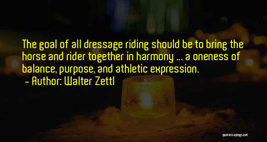 Best Athletic Quotes By Walter Zettl