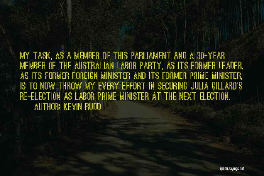 Best Australian Prime Minister Quotes By Kevin Rudd