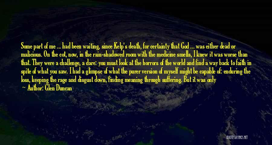 Best Better Off Dead Quotes By Glen Duncan