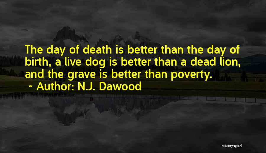 Best Better Off Dead Quotes By N.J. Dawood