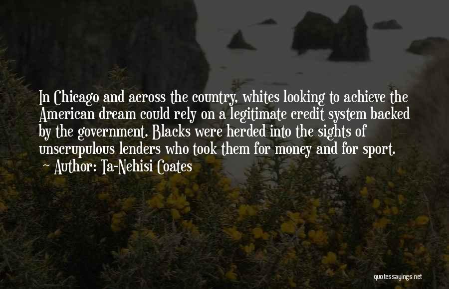Best Black History Quotes By Ta-Nehisi Coates