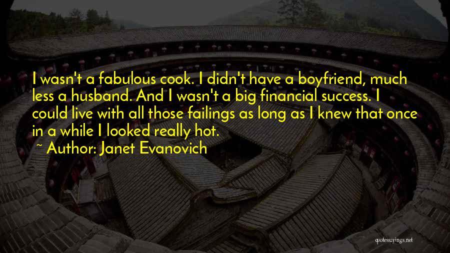 Best Boyfriend Long Quotes By Janet Evanovich
