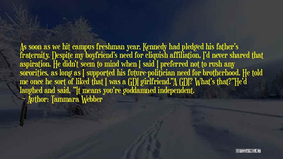 Best Boyfriend Long Quotes By Tammara Webber