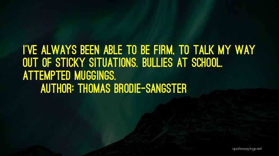 Best Brodie Quotes By Thomas Brodie-Sangster
