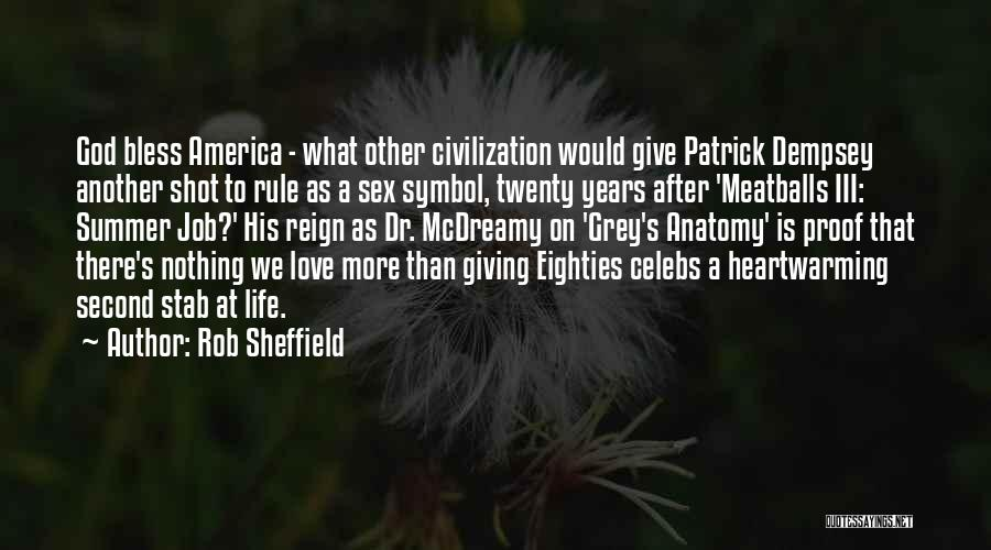 Best Celebs Quotes By Rob Sheffield