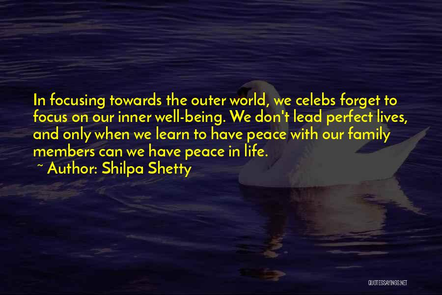 Best Celebs Quotes By Shilpa Shetty