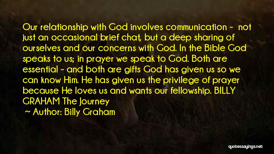 Best Chat Up Quotes By Billy Graham