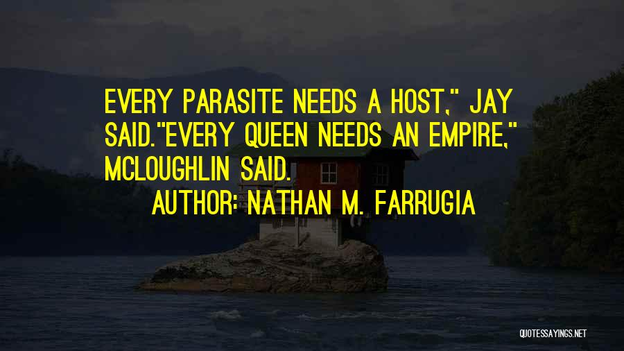 Best Chimera Quotes By Nathan M. Farrugia