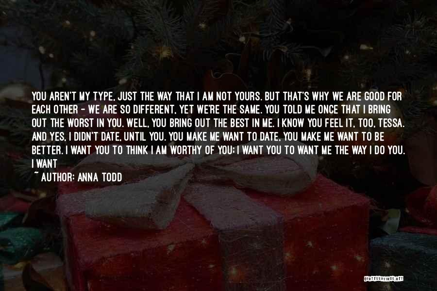 Best Classic Novels Quotes By Anna Todd